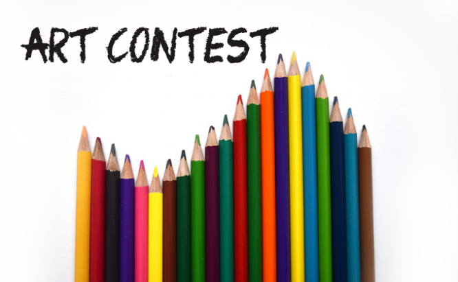 Art Supply Art Contest